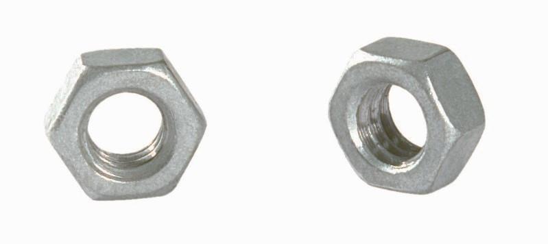Ecrou hexagonal Aluminium