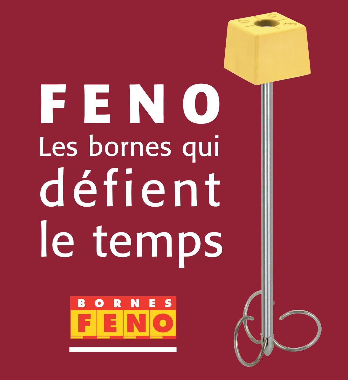 Produits Bornes FENO