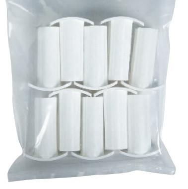pontets plastique pour plaques fibro ciment