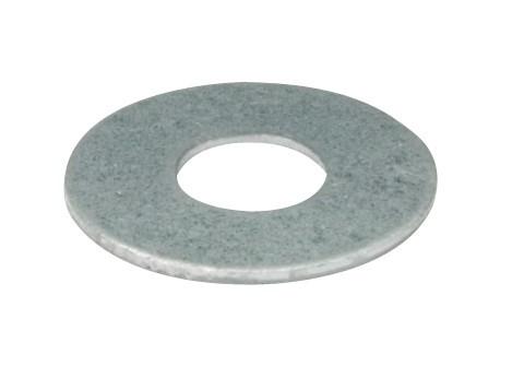 rondelle plate galva