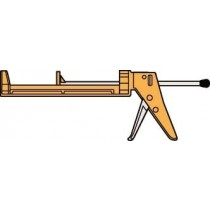 Pistolet pour cartouche mastic silicone