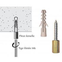 schéma piton femelle beton