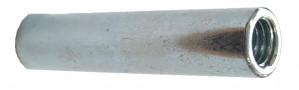 Manchon de couplage cylindrique pour tiges filetées