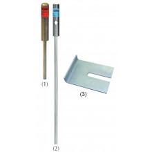 Outil de pose pour gros ancrage Ø21 x 1000 mm
