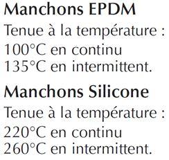 temperature-manchon
